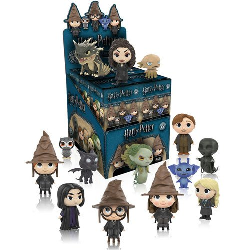 Funko 2 Mystery Mini: Harry Potter Series 2 (1 Random Figure)