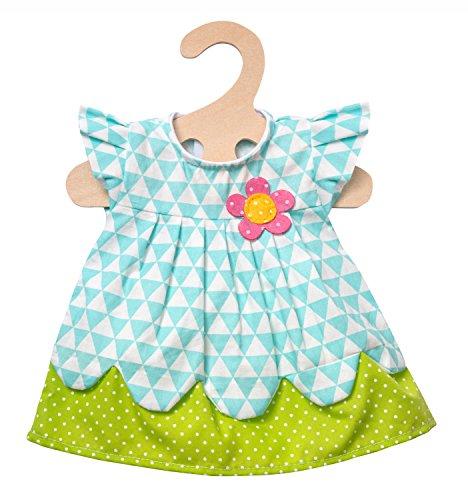 Heless 2855–Vestido para Muñecas, Daisy, tamaño 35–45cm