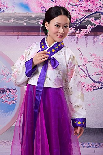 onal costume cosplay party dress purple Dynasty picture scroll! Chimachogori (japan import) (Japan National Kostüm)
