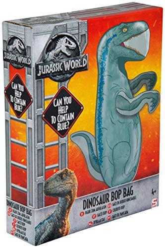 Sambro JUW-3262 Boxsack zum Aufblasen, Dinosaurier aus Jurassic World, bunt (Kostüme Park Jurassic)
