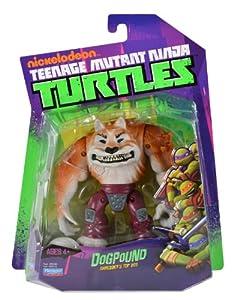Teenage Mutant Ninja Turtles Action Figure Dog Pound
