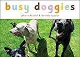Busy Doggies (A Busy Book) (English Edition)