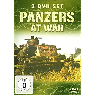 Panzers at War [2 DVD] [2012]