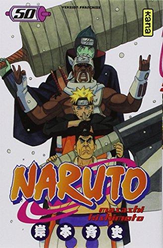 Naruto Vol.50