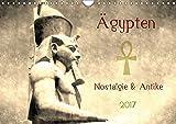 Ägypten Nostalgie & Antike 2017 (Wandkalender 2017 DIN A4 quer): Seit der Antike begeistert die Menschen diese alte Hochkultur. (Monatskalender, 14 Seiten ) (CALVENDO Orte)