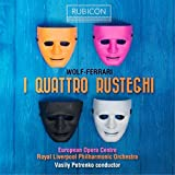 "I quatro rusteghi, Atto III, Scena 1: ""Hm! Ah, femene del diavolo, parchè ve gai creà?"" (Lunardo, Simone, Cancian)"