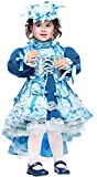 Disfraz Bailarina Chica del Moulin Rouge Vestido Fiesta de Carnaval Fancy Dress Disfraces Halloween Cosplay Veneziano Party 50745 Size 1