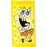 Spongebob Schwammkopf - Handtuch Happy