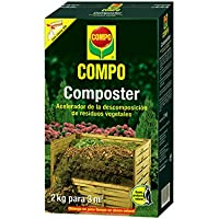 Compo Acelerador de descomposición de residuos Vegetales, 3 m², 2 kg, 1721612011