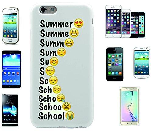 """Smartphone Case Apple IPhone 7 """"Smileys in Sommer stimmung"""", der wohl schönste Smartphone Schutz aller Zeiten."""