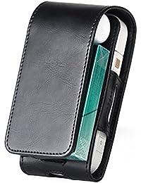 H02 DrafTor Halter f/ür IQOS 3.0 Clip f/ür IQOS Zigarette Tragbar PU-Lederclip