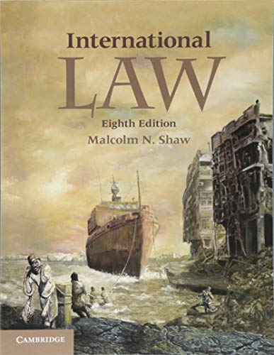International Law por Malcolm N. Shaw