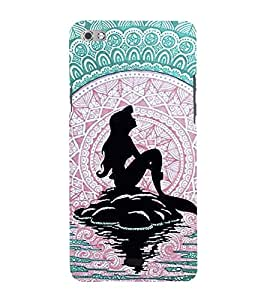 PrintVisa Designer Back Case Cover for Micromax Canvas Sliver 5 Q450 :: Silver Q450 (Painitings Watch Cute Fashion Laptop Bluetooth )