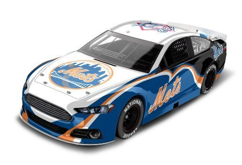 new-york-mets-major-league-baseball-hardtop-diecast-car-164-scale-by-lionel-nascar-collectable-llc