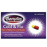 Best Cold Medications - BENYLIN Cold & FLU Max Strength Capsules Review