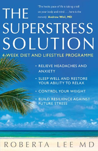 Superstress Solution: Reclaiming Your Mind, Body And Life From The Superstress Syndrome (Burnout Zebra)
