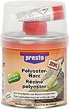 Resina Sintética Poliéster Presto - 250G