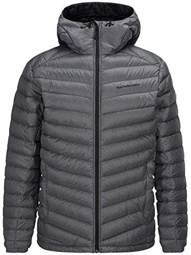 Herren Snowboard Jacke Peak Performance Frost Down Hood Metallic Jacket