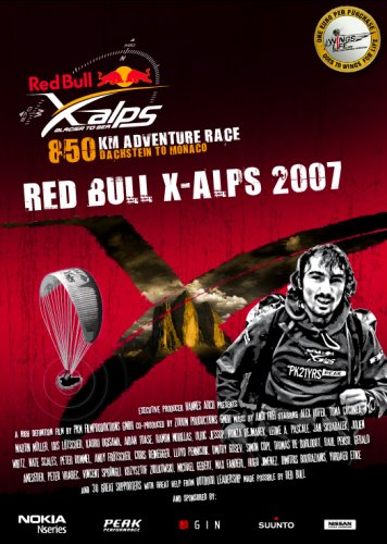 The Red Bull X-Alps 2007