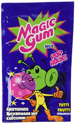 Magic Gum Blau, 50er Pack (50 x 7 g)