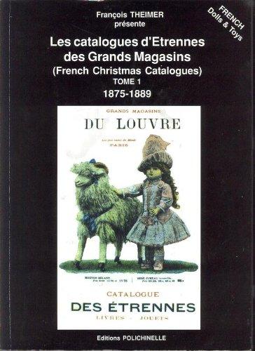 Descargar Libro Les catalogues d'étrennes des grands magasins de François Theimer