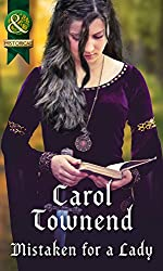 Mistaken For A Lady (Knights of Champagne, Book 5)