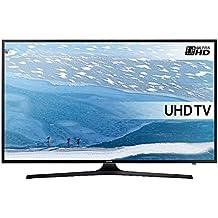"""TV LED 43"""" SAMSUNG 4K UE43KU6072 EUROPA BLACK"""