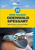 22 MTB-Touren Odenwald Spessart: Mit GPS-Daten zum Herunterladen