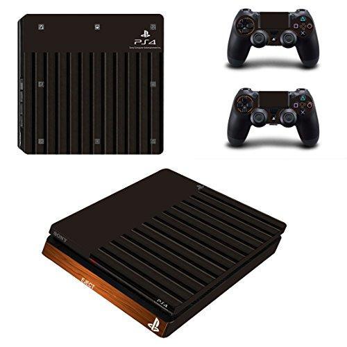 playstation-4-slim-2-controller-aufkleber-schutzfolien-set-atari-ps4-s