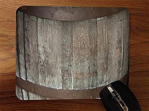 Ale Barrel Desktop Office Silikon Maus Pad