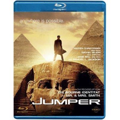 Jumper - Hayden Christensen - Blu-Ray