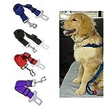 Gorgester Dog Pet Seat Belt Lead Restraint...