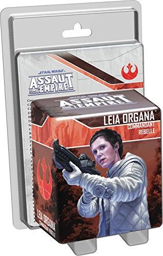 Asmodee &Ndash; UBISWI22 – Star Wars – Empire Sturmgewehr – Leia Organa – Befehlshaber ()
