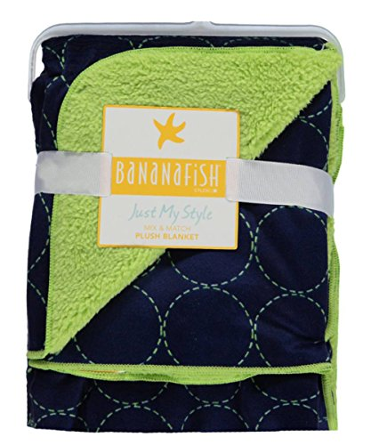 Bananafish Plüsch Decke