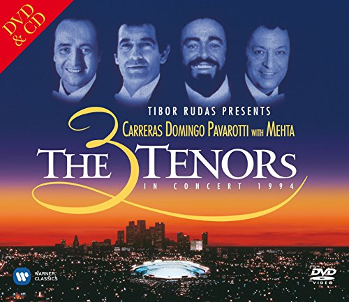 The 3 Tenors in Concert 1994 – Jubiläumsedition