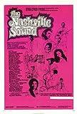 El sonido de 11 x 17 Poster Nashville - 28 cm x 44 cm en Johnny Cash Lester Flatt Jeannie C, Riley Loretta Lynn Dolly Parton Tex Ritter