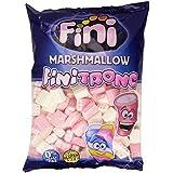 Fini Tronc - Marshmallow Ladrillos - Espumas Dulces - 125 piezas