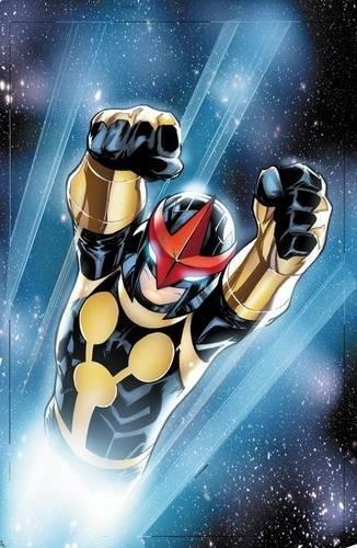 Nova: The Human Rocket Vol. 2: Afterburn
