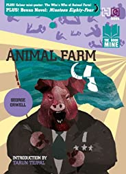 Animal Farm (with Bonus novel '1984' Free): 2 books in 1 edition (B