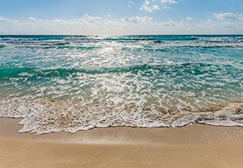 """Komar Fototapete\""""Seaside\"""", 368 x 254 cm, 8 Teile"""