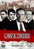Law & Order - Season 3 - Complete [1992] [DVD]