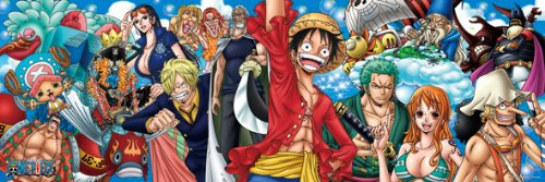 One PIECE 950pieces 950-16 jigsaw puzzle [Toy] (japan import)