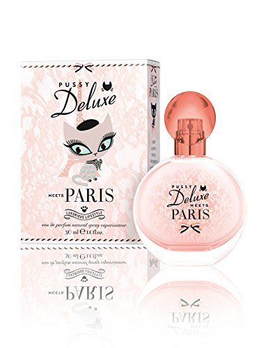 Pussy Deluxe meets Paris Eau de Parfum NS 30 ml
