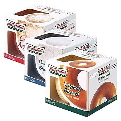 1x Krispy Kreme Doughnut Scented Candle- Scent at Random from Krispy Kreme