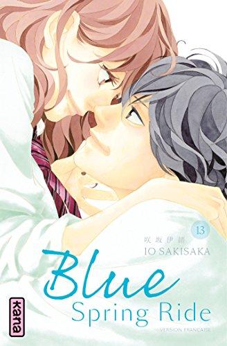 Blue Spring Ride - Tome 13 par Io Sakisaka