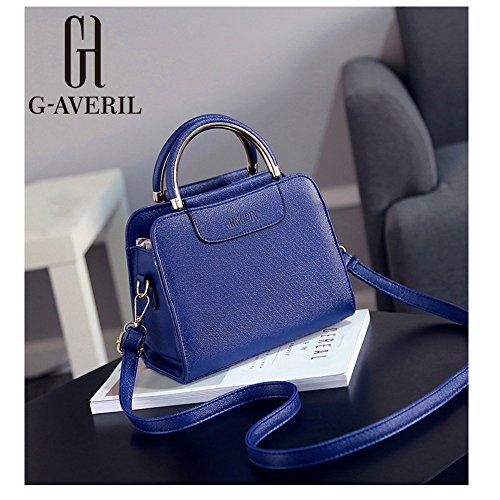G-AVERIL, Borsa a mano uomo blu Blue Navy blue