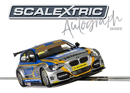 Scalextric c3862ae BMW 125Series 1-Rob Collard-Special