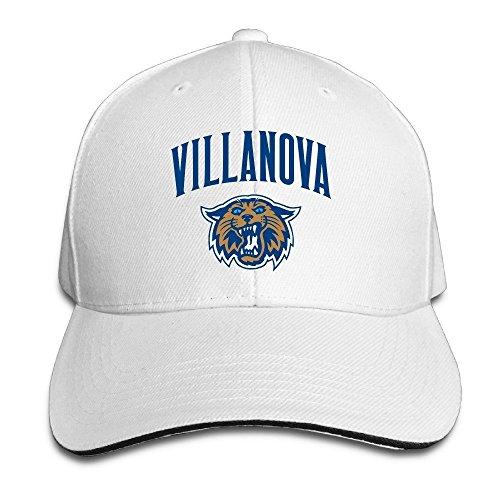 maneg-villanova-wildcats-sandwich-gorro-con-visera-y-gorra