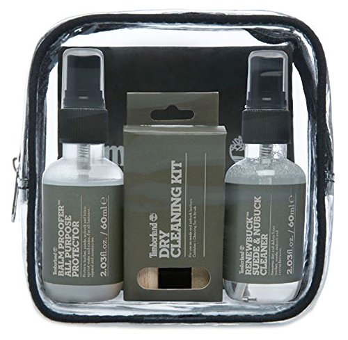 Timberland Travel Kit No Color (Schuh-pflege-kits)