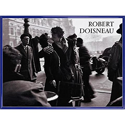 Robert Doisneau Stampa D'Arte e Cornice (Plastica)